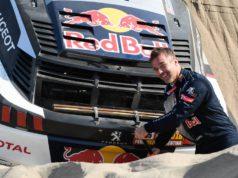 Dakar Rally, Sebastien Loeb