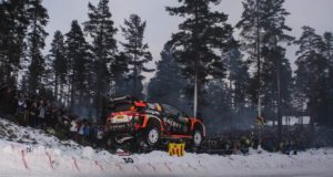 Rally Sweden, Mads Ostberg