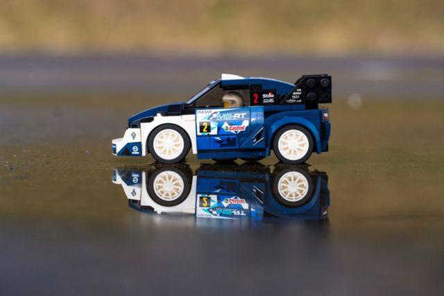 LEGO Ford Fiesta WRC