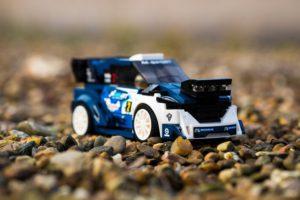 LEGO Speed Champions Ford Fiesta M-Sport WRC 2018