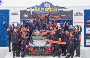 Thierry Neuville, Nicolas Gilsoul, Rally Sweden