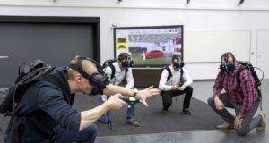 virtual reality holodeck, Audi
