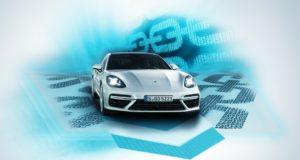 blockchain, Porsche