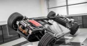 FW-EVX™ electric vehicle, Williams