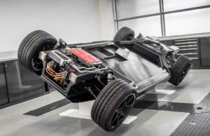 FW-EVX™ electric vehicle, Williams