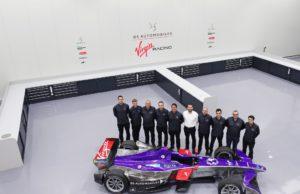 headquarters, DS Virgin Racing