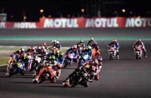 Johann Zarco, 2018 Qatar Grand prix