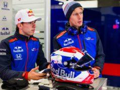 Toro Rosso, Pierre Gasly, Brendon Hartley