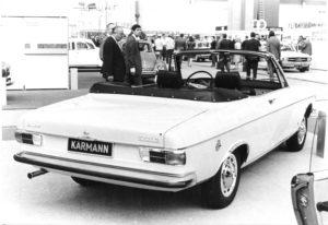 Audi 100 Karmann Cabriolet