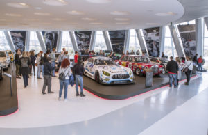 50 Years of AMG, Mercedes-Benz