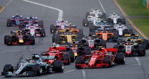 start, Melbourne, Albert Park, Australian Grand prix
