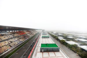 Shanghai International Circuit, Shanghai, China