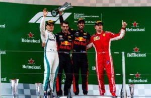Ferrari, Valtteri Bottas, Kimi Raikkonen, Daniel Ricciardo