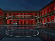 Audi, Fifth Ring, Milan Design Week