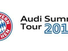 FC Bayern München, Audi Summer Tour 2018