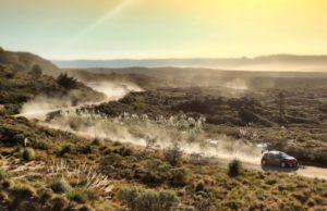 Citroen, Rally Argentina, Kris Meeke