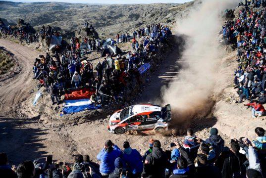 Juho Hanninen, Toyota, Rally Argentina