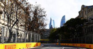 Baku City Circuit, Baku, Azerbaijan Grand prix