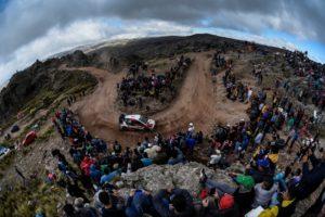 Rally Argentina, Esapekka Lappi