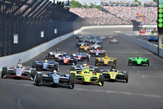 start, Indy 500, Indianapolis