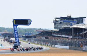 Le Mans, start, MotoGP