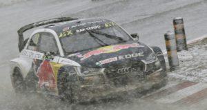 EKS Audi Sport, Andreas Bakkerud