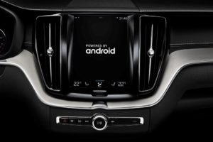 Volvo, Android