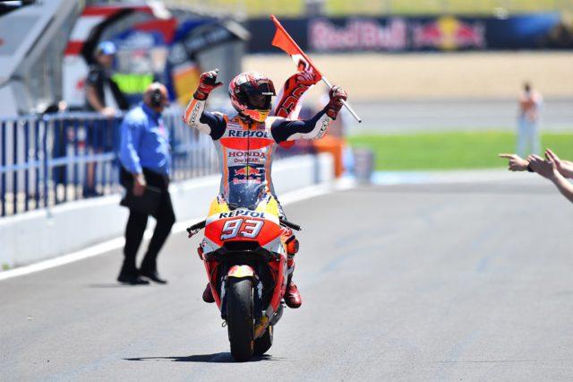 Michelin, Marc Marquez, Jerez