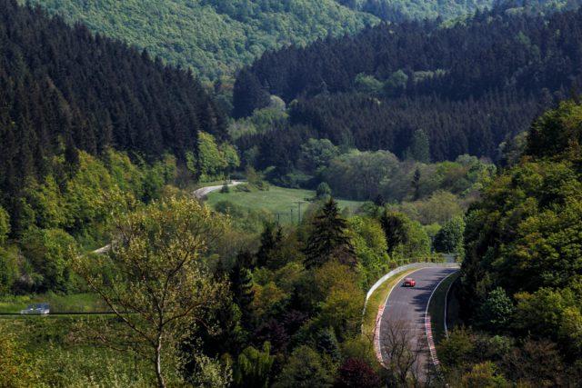 Nurburgring Nordschleife, Mehdi Bennani