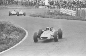 1964, German Grand prix, Honda, Nurburgring Nordschleife