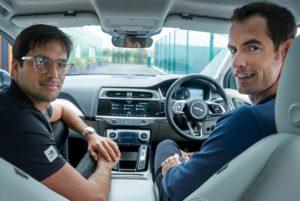 Andy Murray, Nelson Piquet