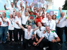 Audi, Lucas di Grassi, Allan McNish, Dieter Gass