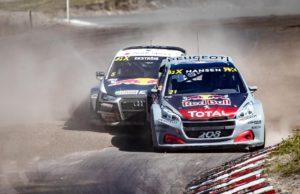 Timmy Hansen, Peugeot 208 WRX