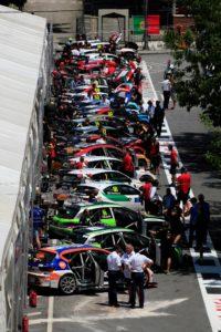 WTCR, cars