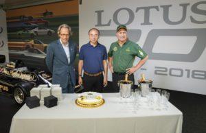 Lotus, Duke of Richmond and Gordon, Feng Qingfeng, Clive Chapman