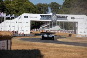 Goodwood, Volkswagen I.D. R Pikes Peak
