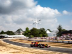 Patrick Friesacher, Red Bull RB8, Goodwood