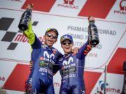 Valentino Rossi, Maverick Viñales