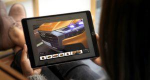 3D solution Audi Visualization Engine