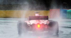 Ferrari, rain