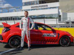 Jenson Button, Honda Civic Type R