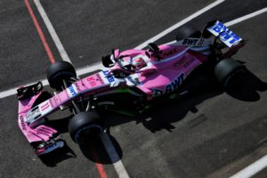 Force India, Sergio Perez, breast cancer