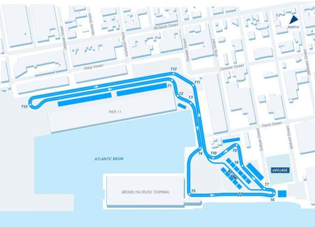 New York City ePrix, Formula E