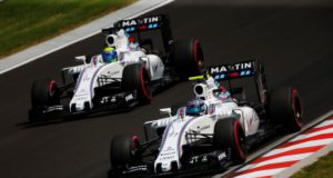 Valtteri Bottas, Felipe Massa, Williams
