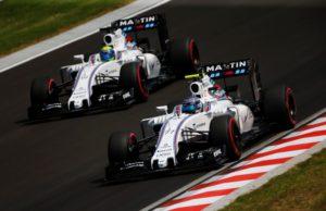 Valtteri Bottas, Felipe Massa, Williams