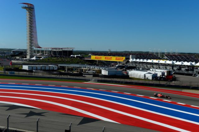 USA Grand prix, COTA, Pirelli