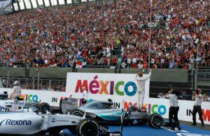 Mexican Grand prix, Pirelli