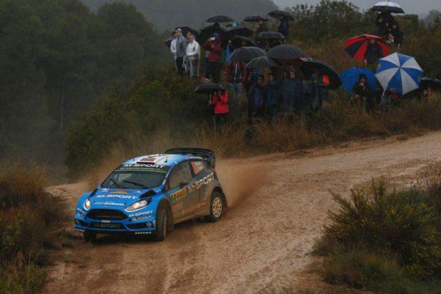 Mads Ostberg, M-Sport