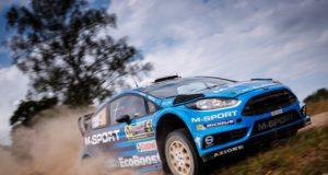 Mads Ostberg,Ford Fiesta RS WRC