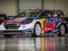 Ogier and Ingrassia M-Sport Ford Fiesta WRC livery